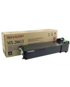 Toner SHARP MX206GT svart