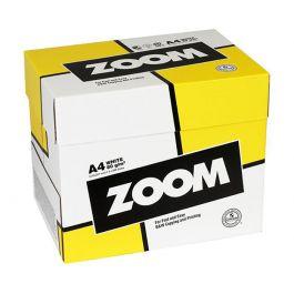 Kopieringspapper ZOOM A4 80g oh 5x500/FP