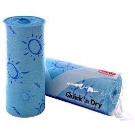 Diskduk VILEDA Quick n Dry rulle 10m