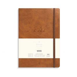 Stor Veckokalendern Forma Deluxe brun - 5960