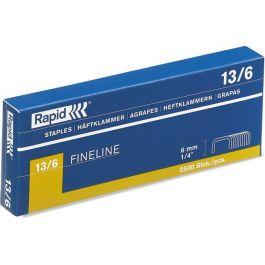 Häftklammer RAPID Nr.13 6mm 2500/FP
