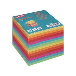 Blockkub refill randig papp 90x90x90 70g