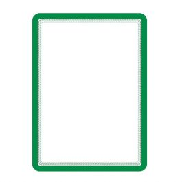 Magnetram självh. TARIFOLD A4 grön 2/FP