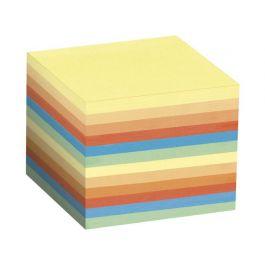 Blockkub STAPLES 90x90x90 800bl flerfärg